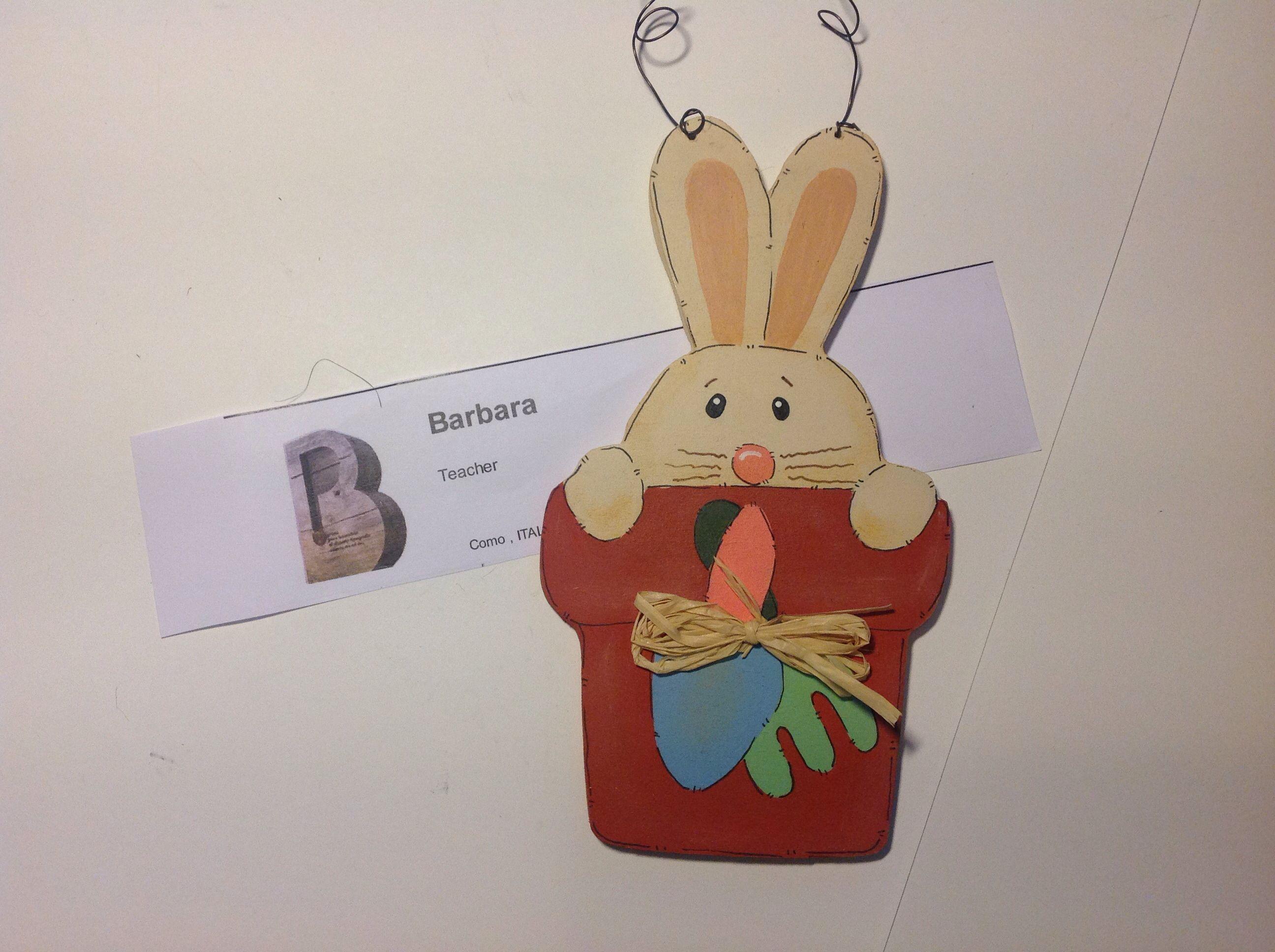 Bambini Pittura ~ Rabbit progetto bambini pittura country lavori di pittura