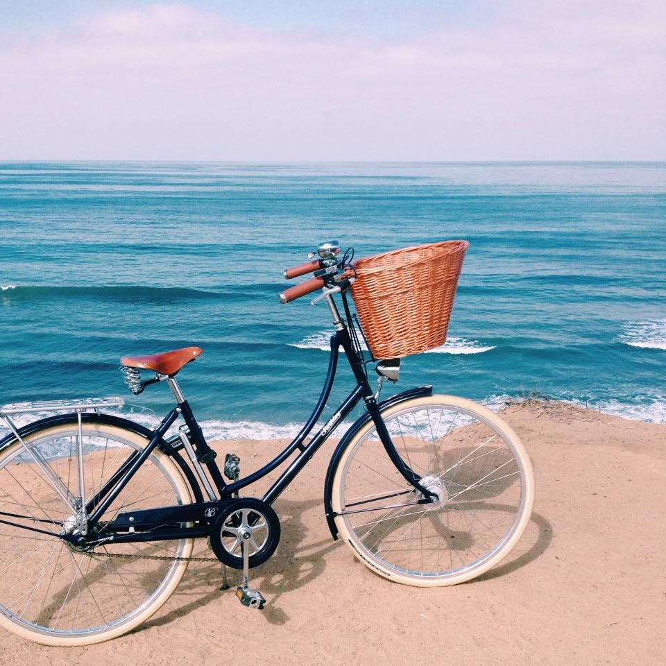 Not Your Everyday Beach Cruiser Pashley Britannia Bicycle