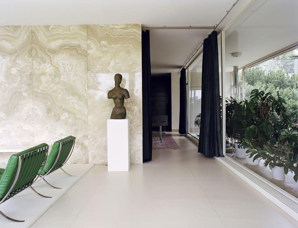 Chaise Brno Mies Van Der Rohe mies van der rohe . villa tugendhat . brno (10) | hotos