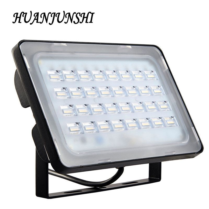 Hot 200w Enough Watt Ac 220v High Brightness Outdoor Spotlight Waterproof Led Flood Light 100w 150w 200w Led Flo Led Flood Lights Outdoor Lighting Flood Lights