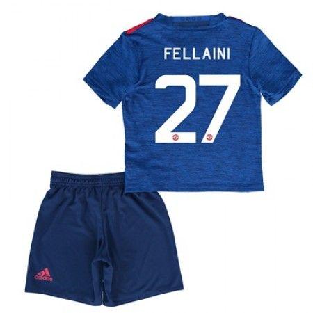 Maillot Extérieur Manchester United Marouane Fellaini