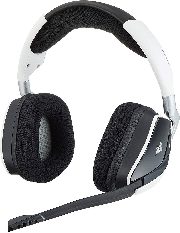 Corsair Gaming Ca 9011153 Ap Void Pro Rgb Wireless Dolby 7 1 Premium Gaming Headset In 2020 Gaming Headset Headset Speaker Driver