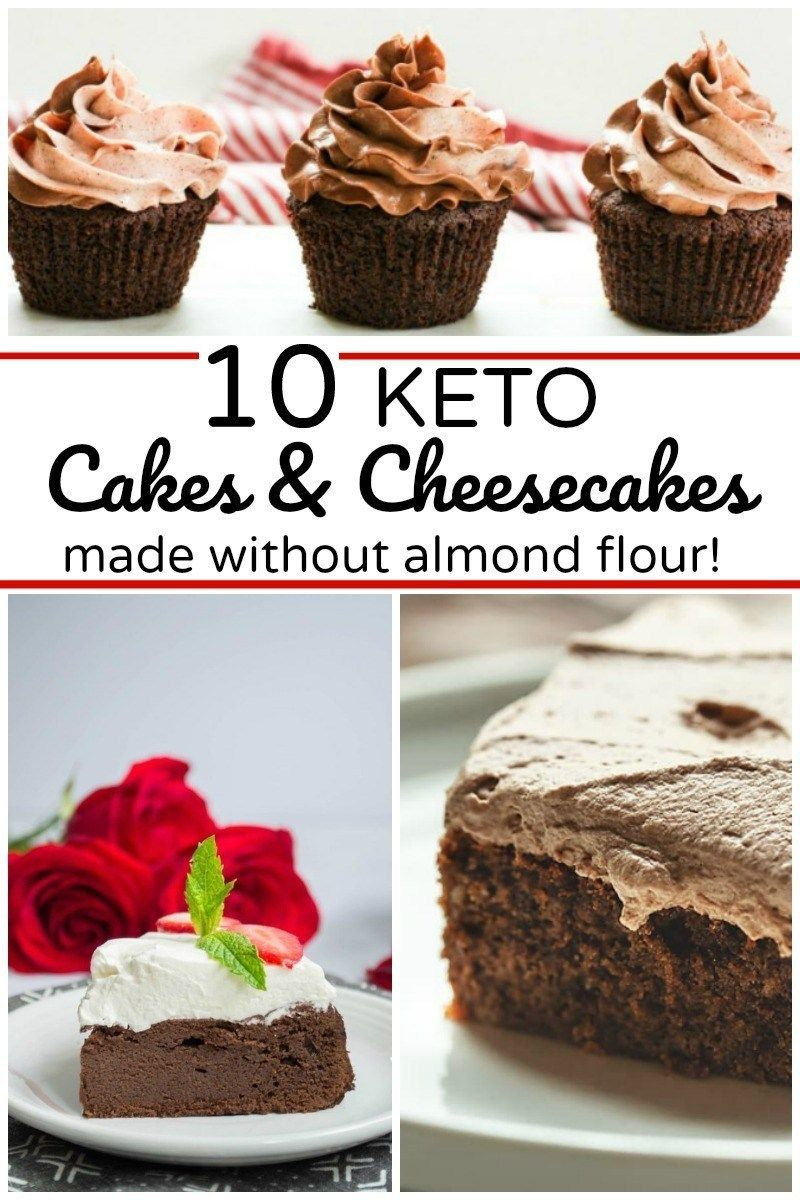 40+ Keto Baked Goods Made Without Almond Flour (cookies