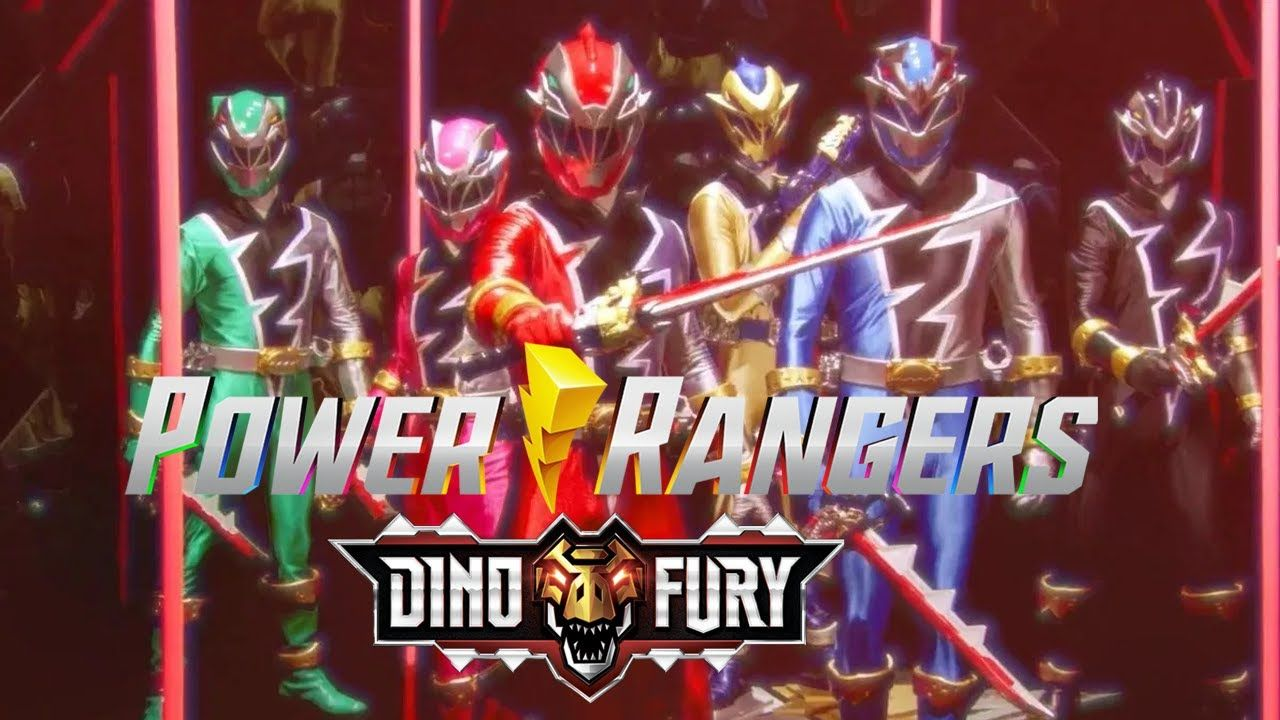 POWER RANGERS DINO FURY coming in 2021 YouTube in 2020