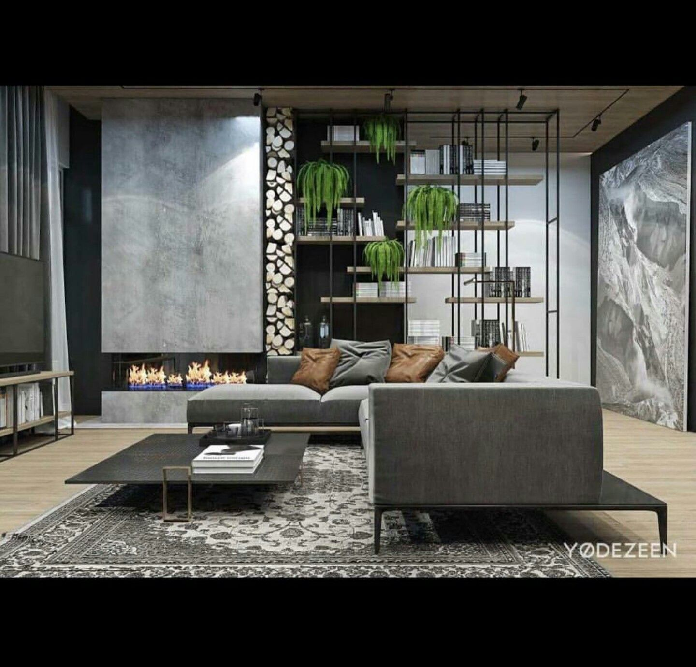 Offener Wohnplan, Traditionelle Teppiche, Regal Ideen, Innenarchitektur,  Innendekoration, Wohnzimer, Räume