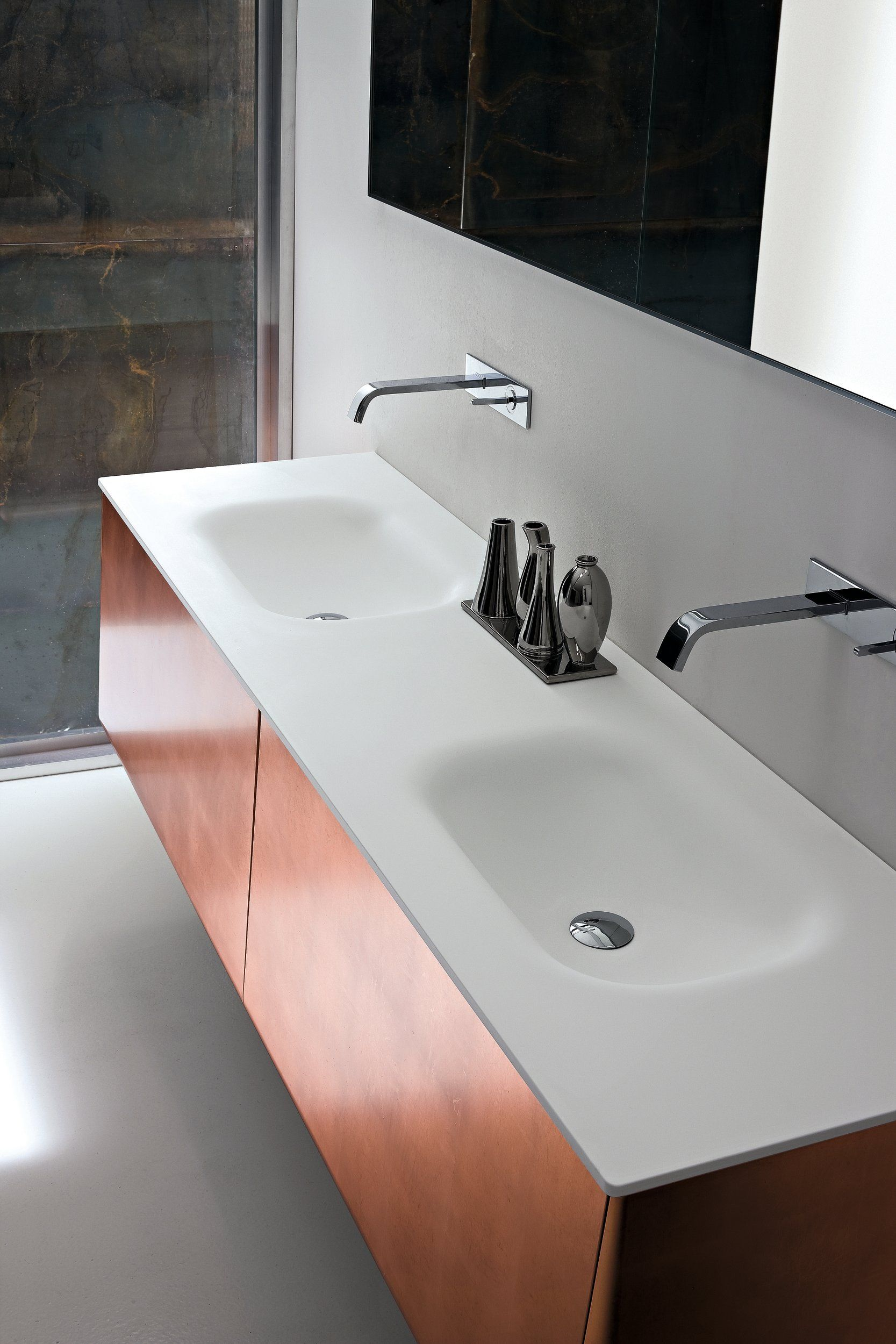 47++ Meuble salle de bain cuivre ideas in 2021