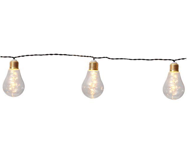 Photo of Ghirlanda una lampadina a LED, 360 cm