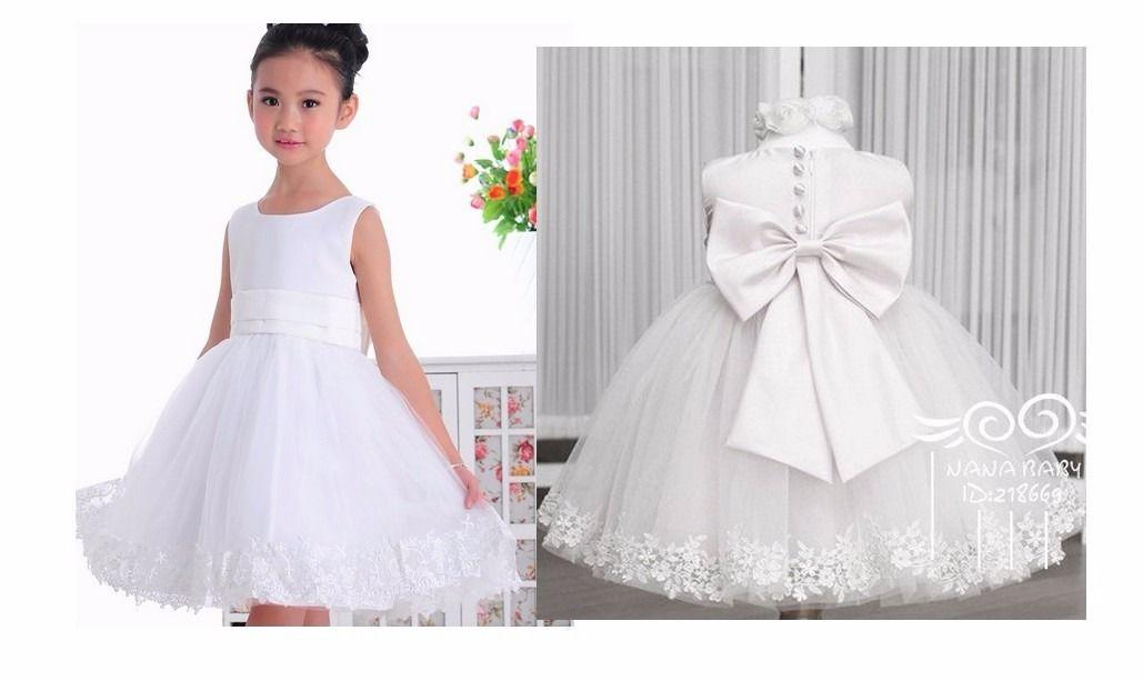 421c355d5 Vestidos Bautizo Niñas Fiesta Minnie Frozen - S . 95