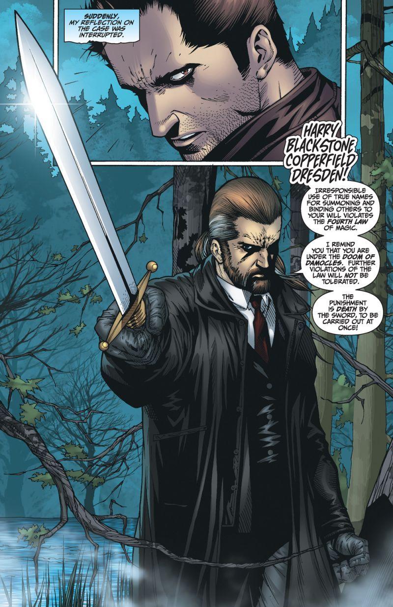 Storm front graphic novel donald morgan google search