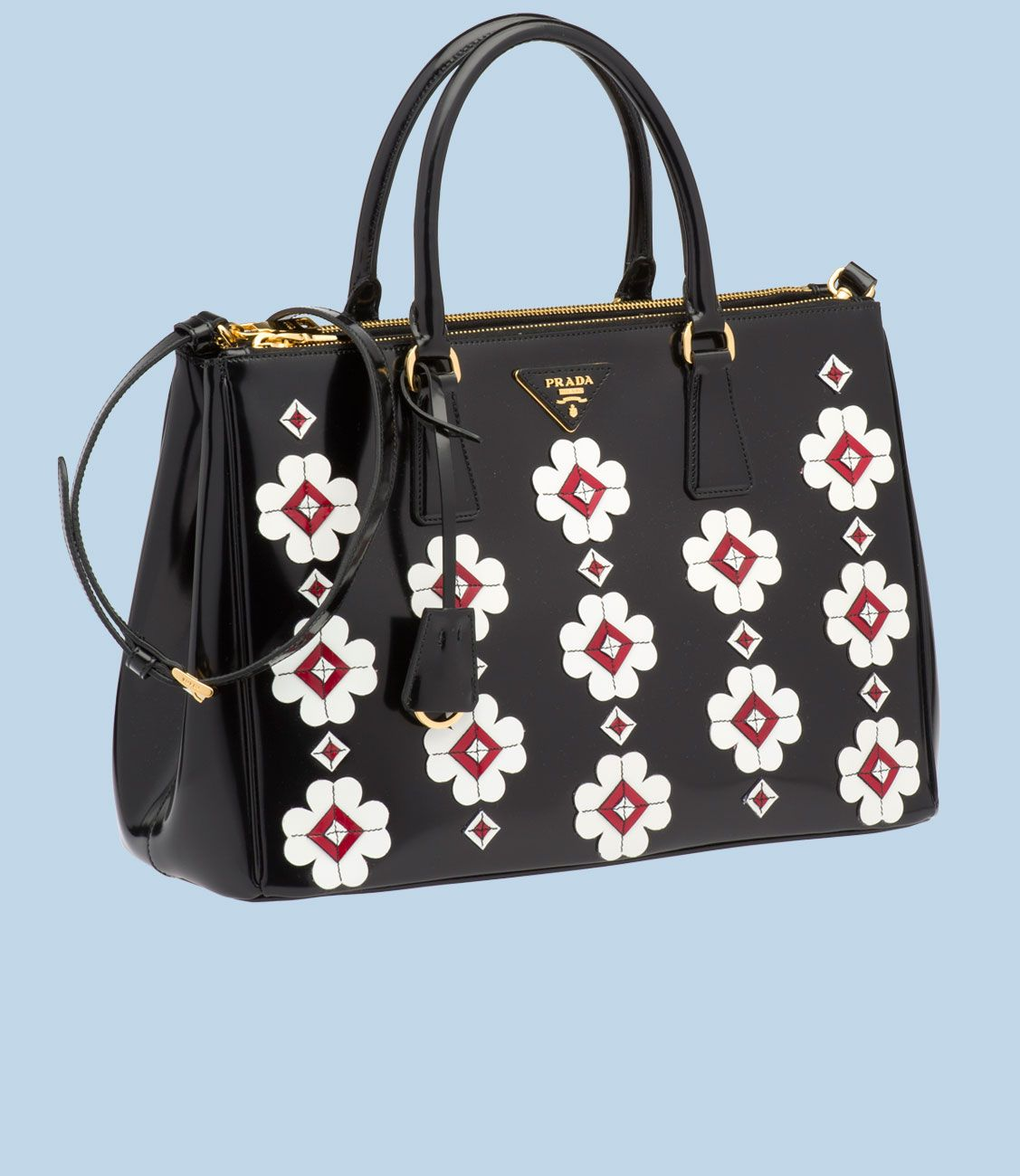 60c9e815f prada box purse flower - Google Search | Love it!!! | Prada bag ...
