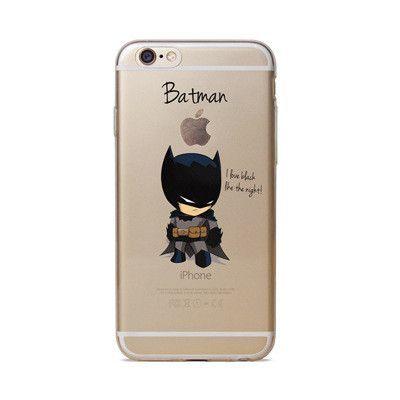 batman The Avengers Phone Case Cover For Apple i Phone