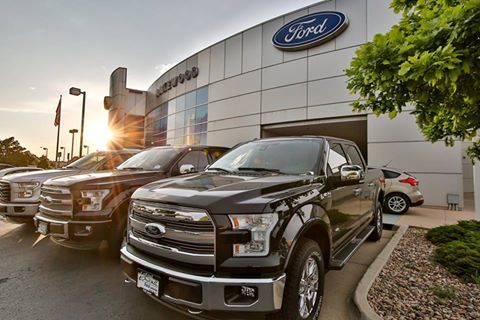 Larry H Miller Ford Lakewood >> When's there is tough work to be done, shop 2017 Ford ...
