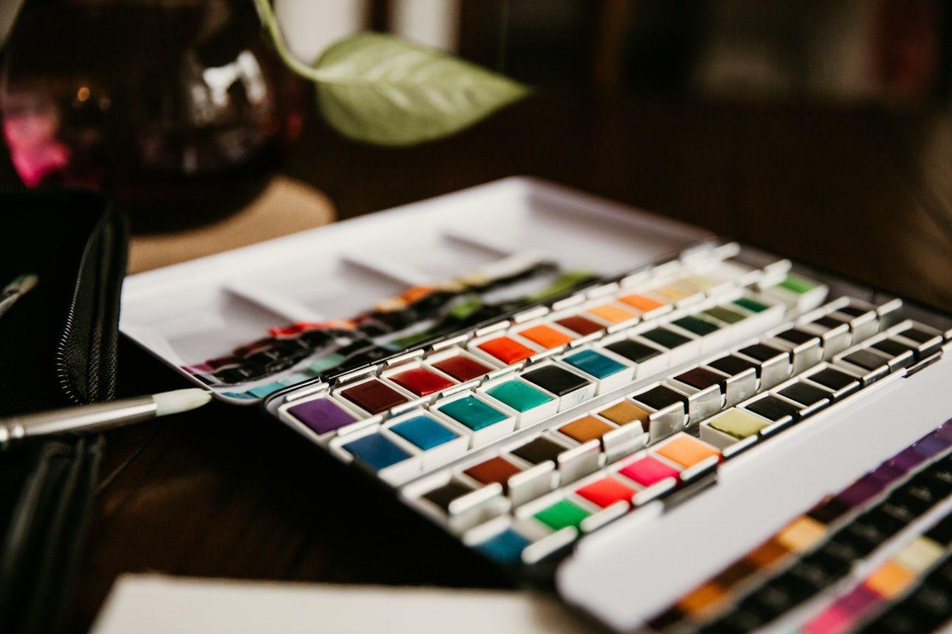 15 Best Watercolor Paints In 2019 Watercolor Paint Set