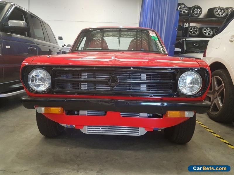 DATSUN 1200 UTE 13B TURBO DRAG CAR 8 SEC CAR #datsun #1200 #forsale ...