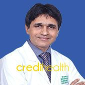 Dr. Manoj Kumar Goel-- List of best pulmonologist in gurgaon. Read credentials, check availability and book appointment online at leading hospitals. Get personalized guidance, select the best pulmonologist in Gurgaon and book appointment online on credihealth.