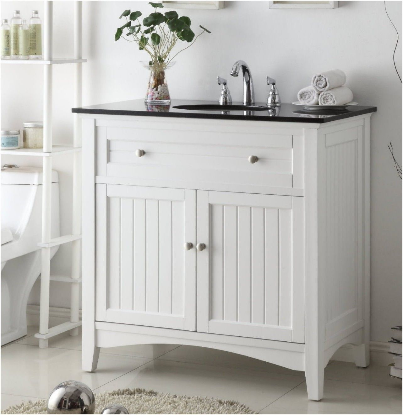 Bathroom Vanities Vanity Coastal Cottage Beach House From Beach Bathroom  Cabinets