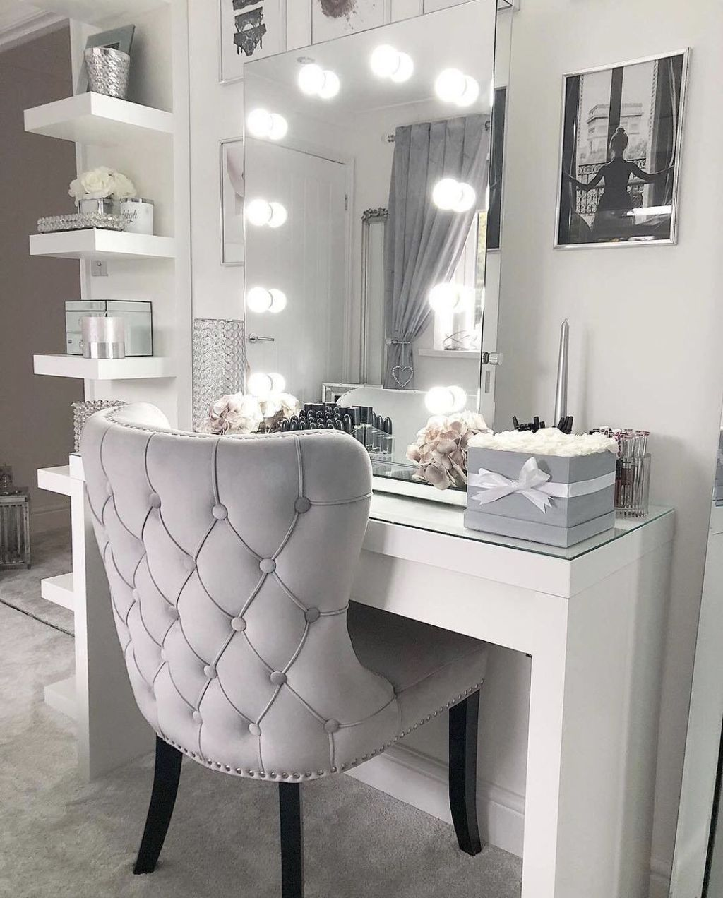40 Dressing Table Ideas In Your Room With Images Bedroom Decor