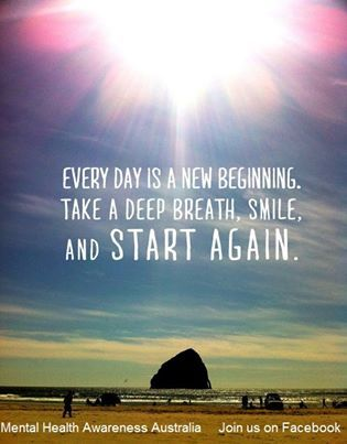 Every Day Is A New Beginning Urban Bliss Life Positive Quotes Motivational Quotes Morning Quotes
