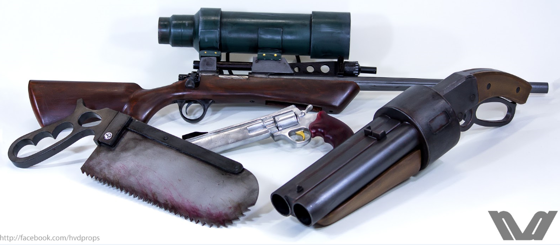 They Look Real But These Are Actually Just Amazing Team Fortress 2 Props Team Fortress Team Fortress 2 Fortress 2