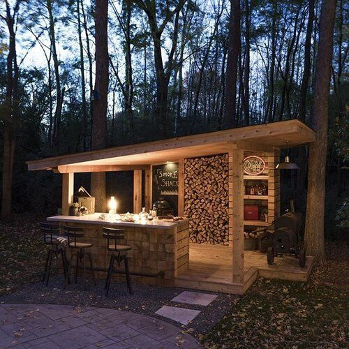 Smoke Shack — Outdoor Excapes