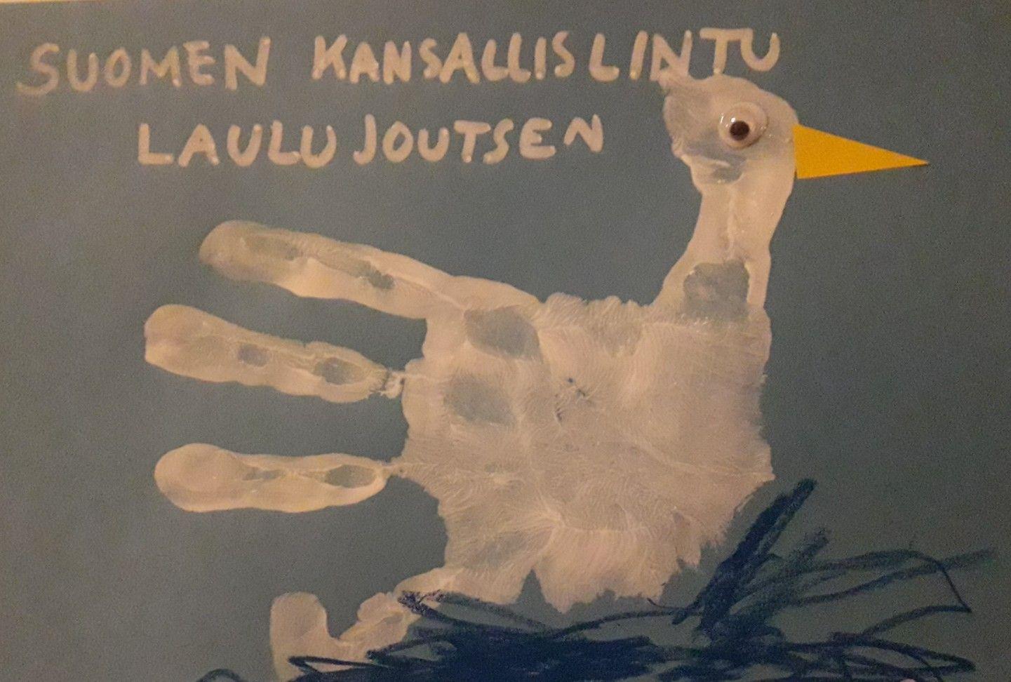 Suomen Kansallislintu