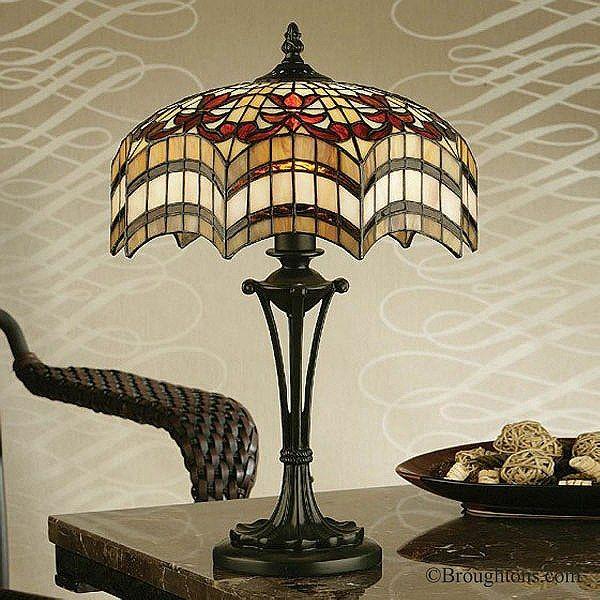 Medium Tiffany Table Lamp