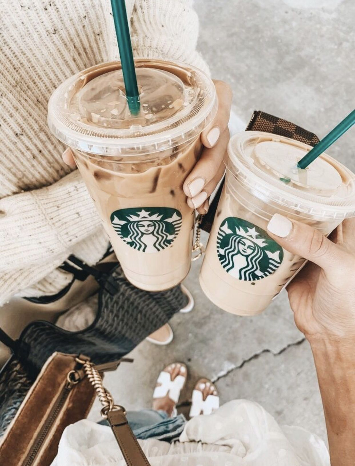 Pin about Healthy starbucks drinks, Healthy starbucks and