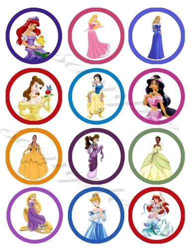 image regarding Disney Princess Cupcake Toppers Free Printable identify Disney Princess Printable Cupcake Toppers icing recommendations