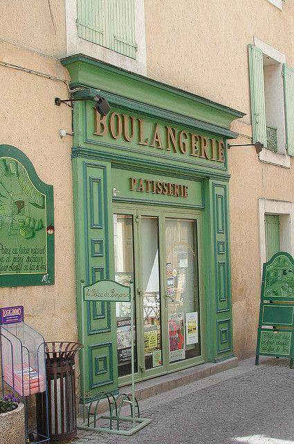 Paris - Boulangerie - Patisserie