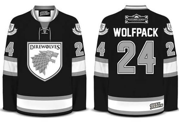 Discover ideas about Cool Tees. Awesomely geeky hockey jerseys ... eab5784c9ef