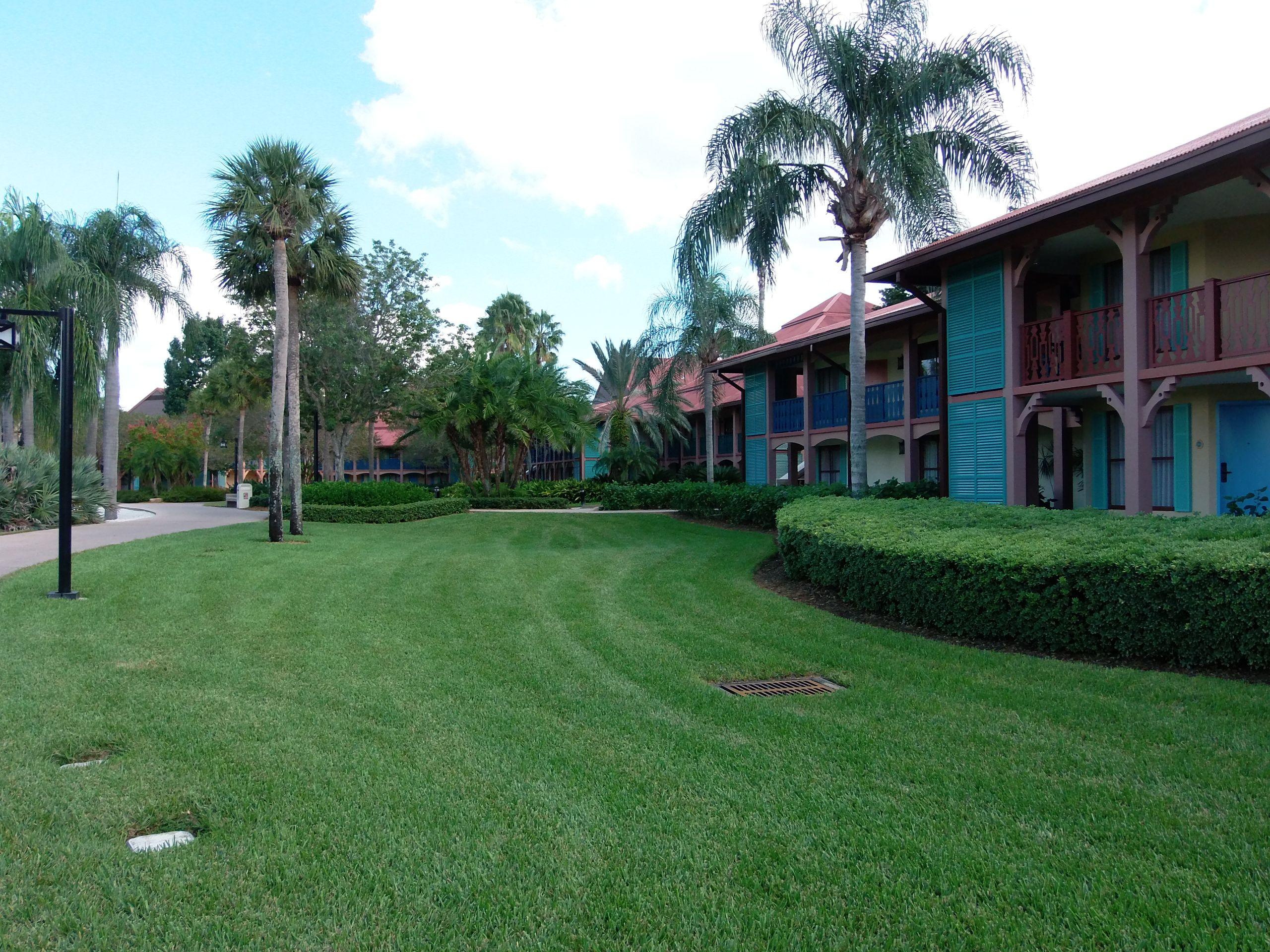 Cabanas Lawn Coronado Springs Resort Resort Coronado Springs