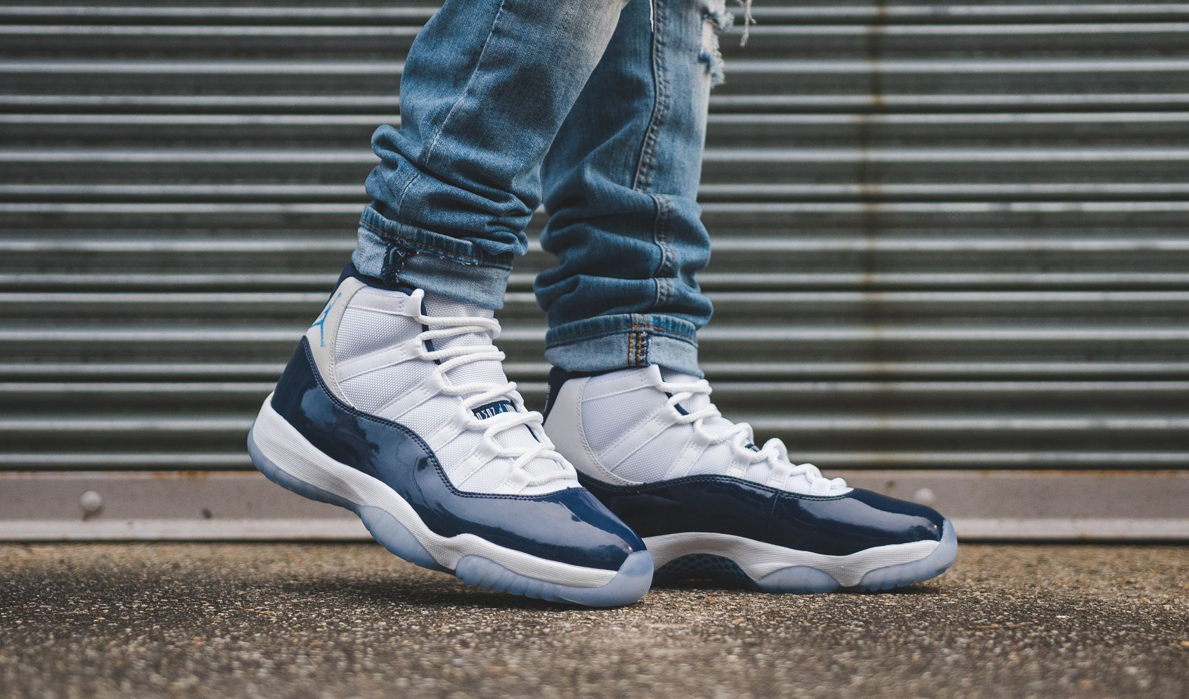 On-Feet Images Of The Air Jordan 11 Win Like 82