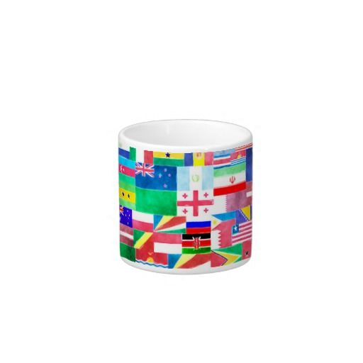 Global Love Espresso Mug