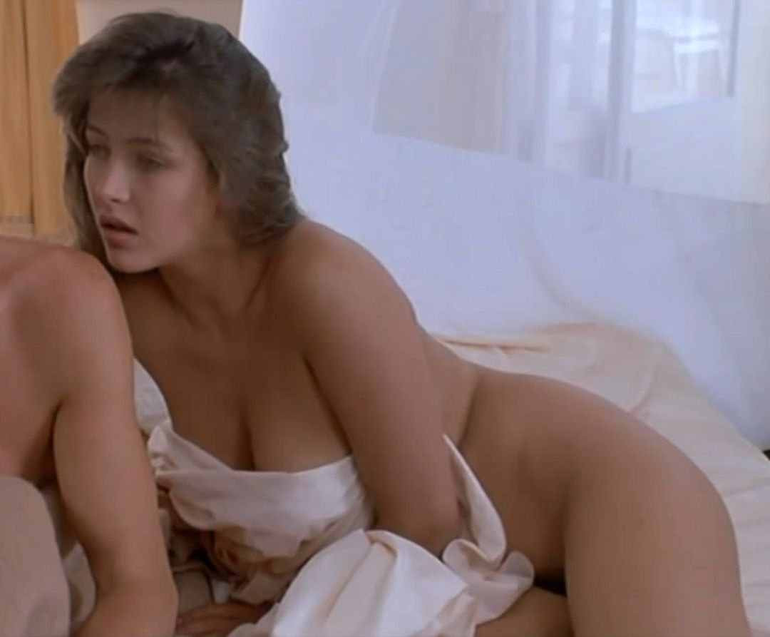 maud adams nude