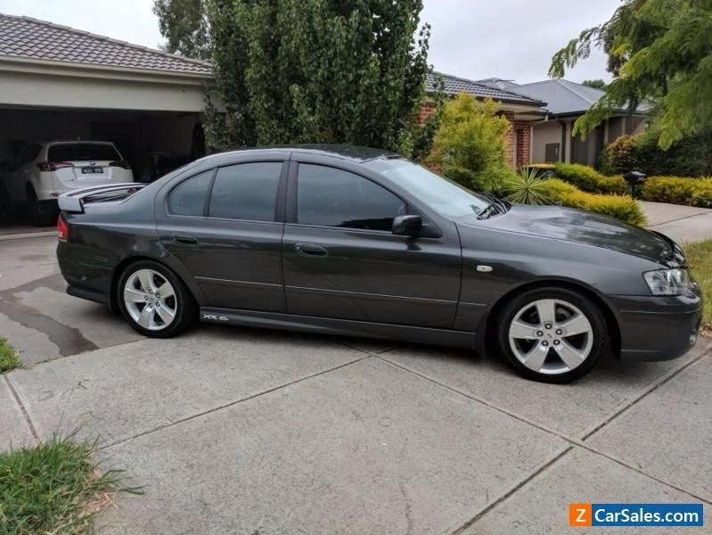 2007 BFII Ford Falcon XR6 EGO 4 Speed Auto #ford #falcon #forsale