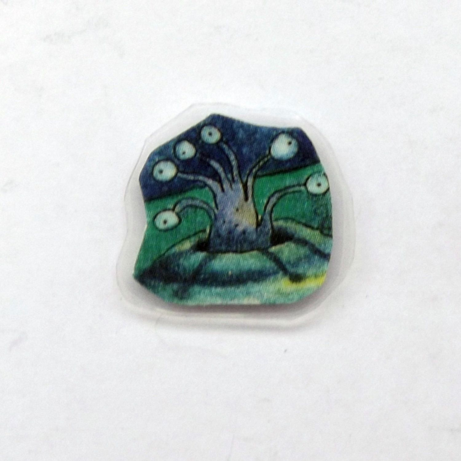 Alien Refrigerator Magnet, Gary Larson Magnet, Fridge Magnets ...