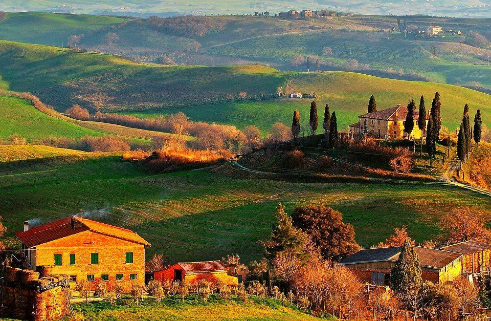 Sonho de conhecer - Toscana - Italia