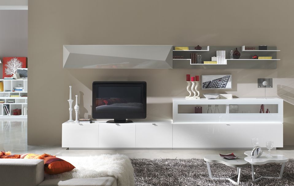 Delightful Mueble Moderno Se Hace En Diferentes Colores Y Medidas Mueble. Mobel Boss  Angebote Wohnwand Minimalist. Design Ideas