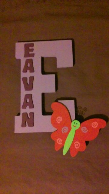 "Eavan's ""E"""