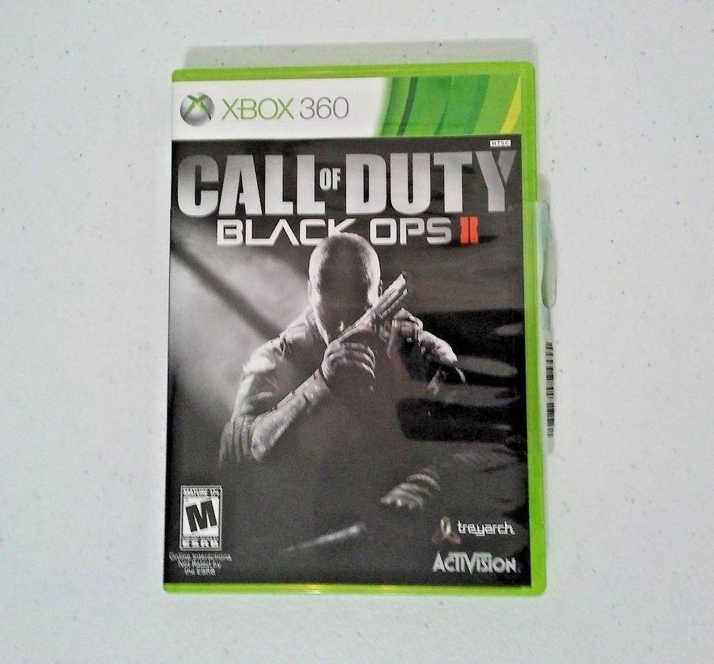Call of Duty: Black Ops II Microsoft Xbox 360 XBOX ONE