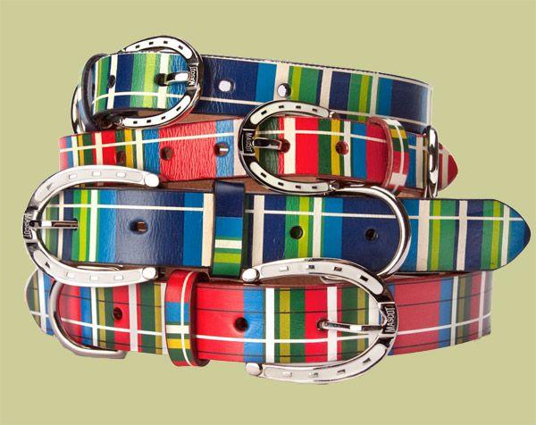 fuchs & fjonka - plaid collars