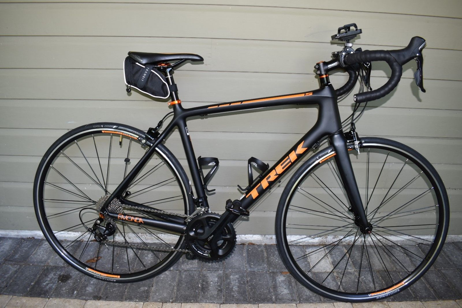 e45ec5c4457 Trek Emonda S-CLV Carbon Fiber Road Bike (56 cm) PERFECT CONDITION!!!  #roadbike