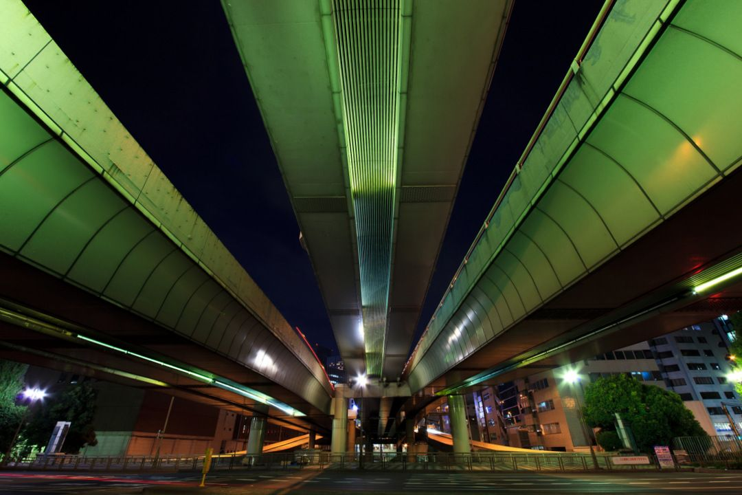江戸橋JCT Junpei Hayashi