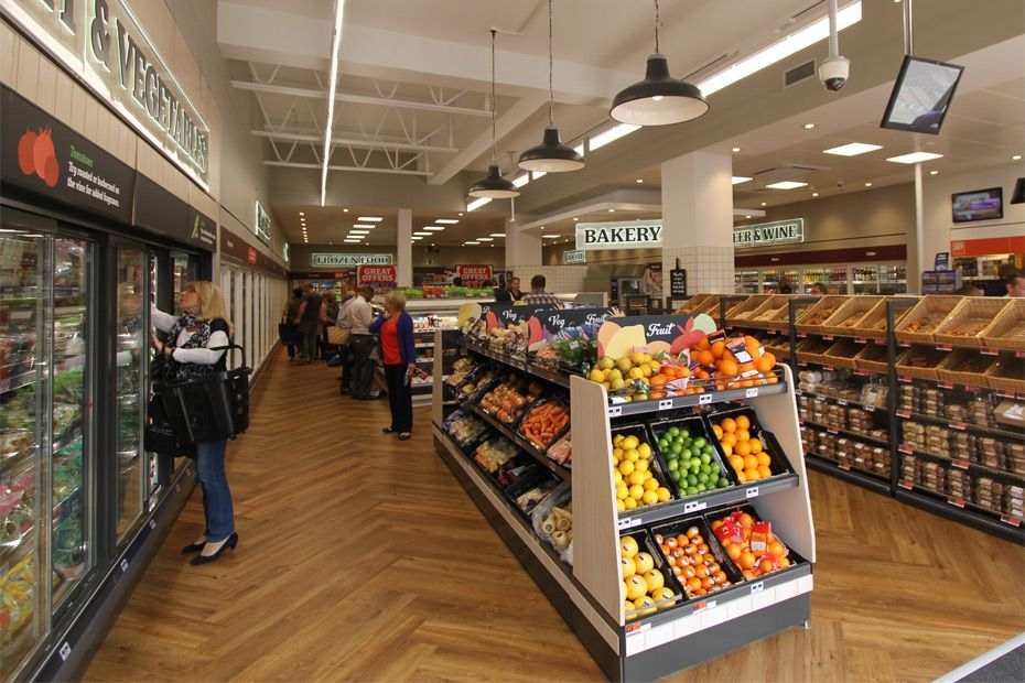 New Sainsbury's Local in Cobham: represents their latest thinking on the future of convenience