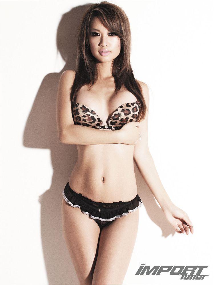 import models Asian tunner