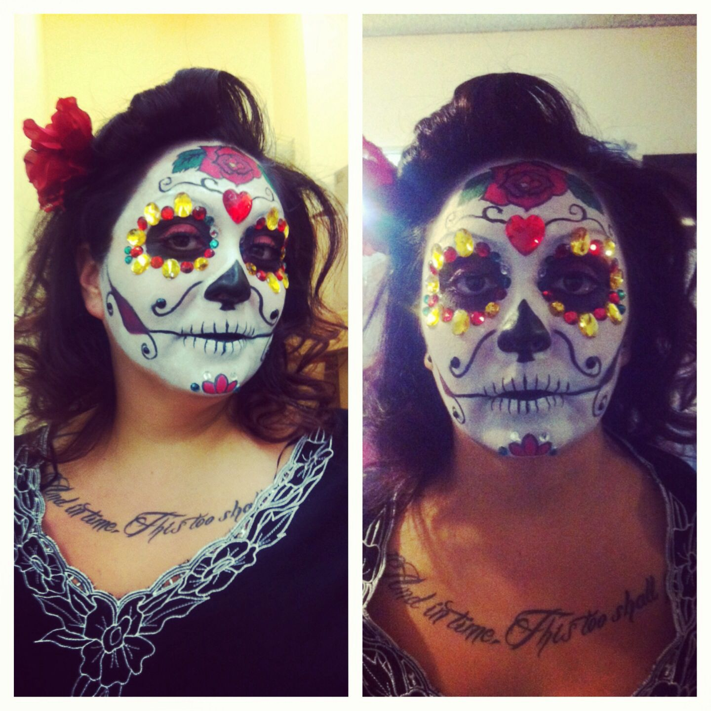 dia de los muertos  By MsStellaBella