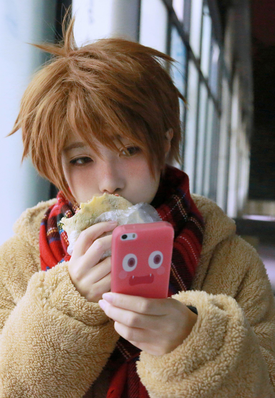 GUANGHONG JI (Yuri!!! on ice) Kawaii cosplay, Cute