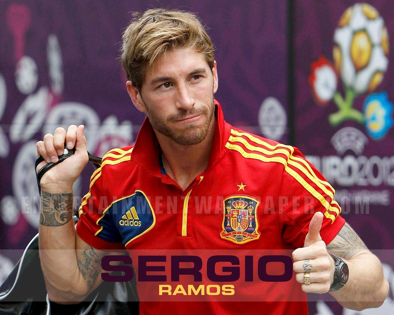 Sergio-Ramos-Wallpaper-FIFA-Word-Cup-2014 (With Images