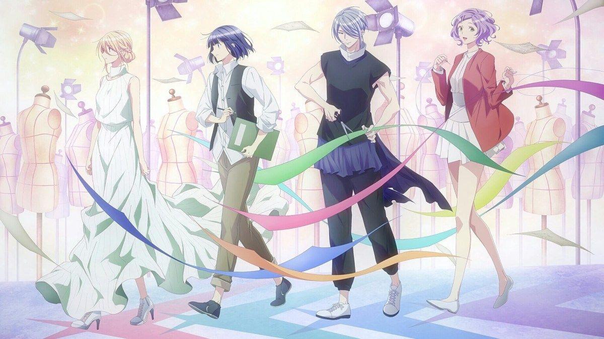 Anime series like smile down the runway anime manga