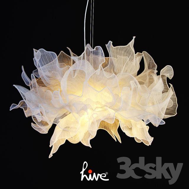 3d models ceiling light hanging lamp fandango